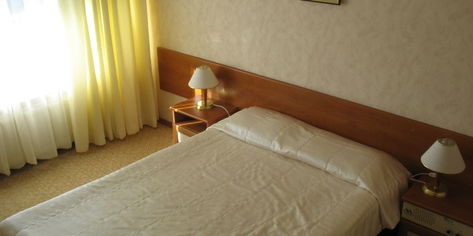 Single Room - Grand Hotel Murgavets****