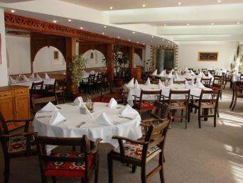 Основен Ресторант - Гранд Хотел Мургавец